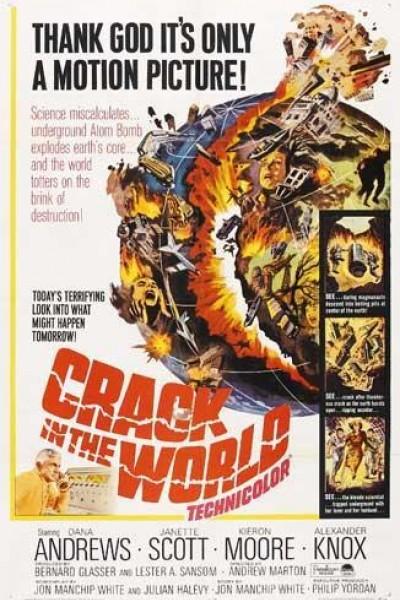 Caratula, cartel, poster o portada de ¿Hacia el fin del mundo?