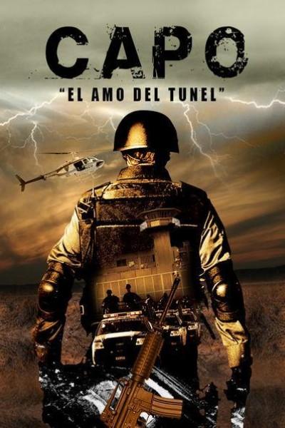 Caratula, cartel, poster o portada de Capo - El amo del túnel