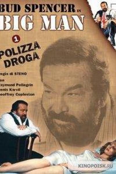 Caratula, cartel, poster o portada de Policía contra la droga