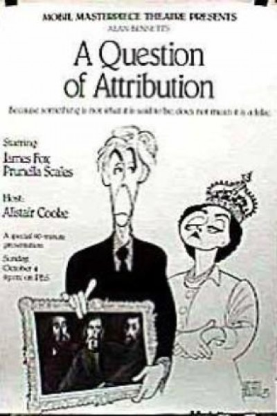 Caratula, cartel, poster o portada de A Question of Attribution