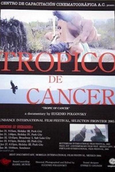 Caratula, cartel, poster o portada de Trópico de cáncer