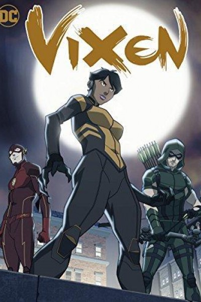 Caratula, cartel, poster o portada de Vixen: The Movie