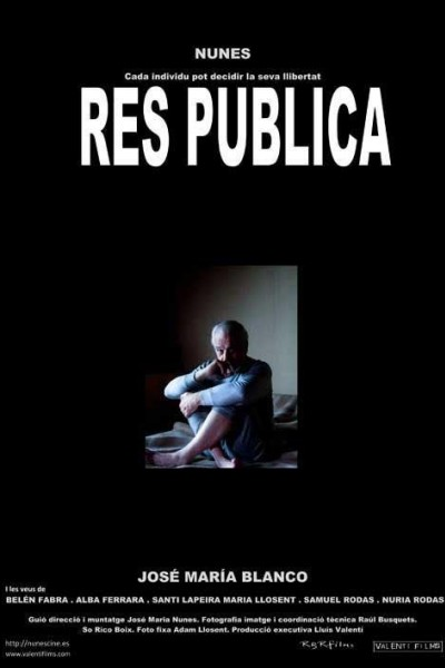 Caratula, cartel, poster o portada de Res publica