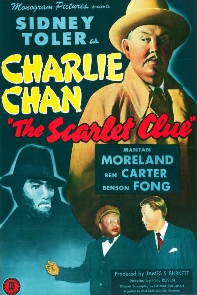 Caratula, cartel, poster o portada de Charlie Chan en huellas siniestras