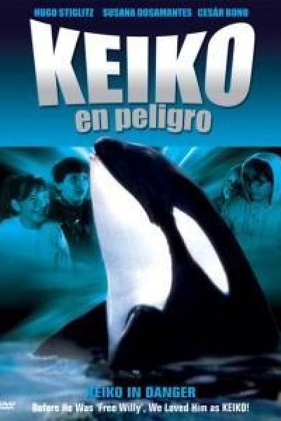 Caratula, cartel, poster o portada de Keiko en peligro