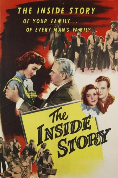 Caratula, cartel, poster o portada de The Inside Story