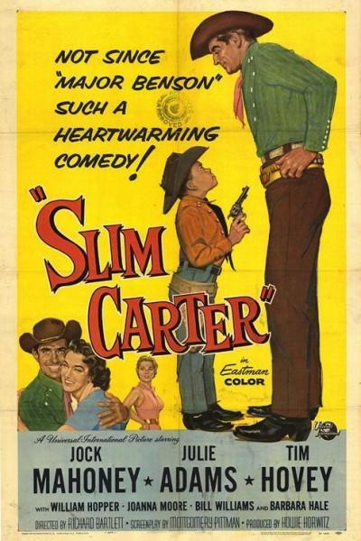 Caratula, cartel, poster o portada de Slim Carter