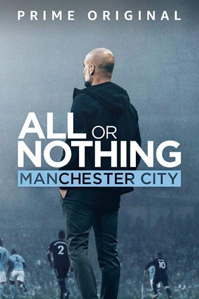 Caratula, cartel, poster o portada de All or Nothing: Manchester City