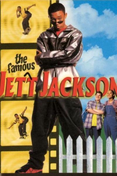 Caratula, cartel, poster o portada de El famoso Jett Jackson