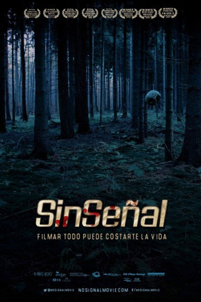 Caratula, cartel, poster o portada de Sin señal