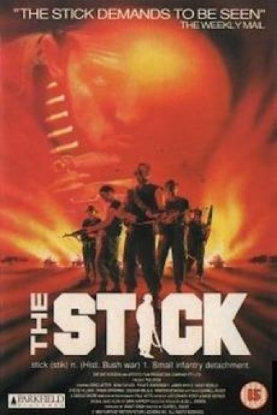 Caratula, cartel, poster o portada de The Stick