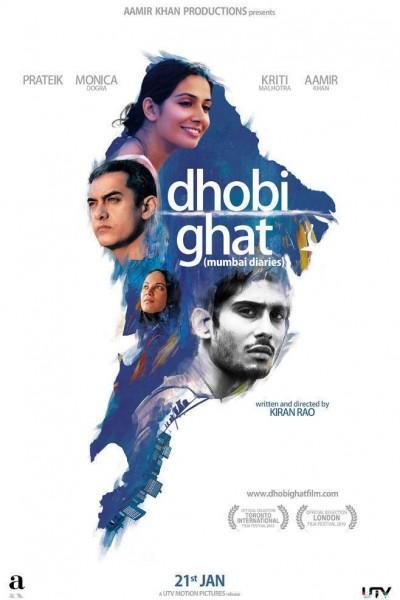 Caratula, cartel, poster o portada de Mumbai Diaries