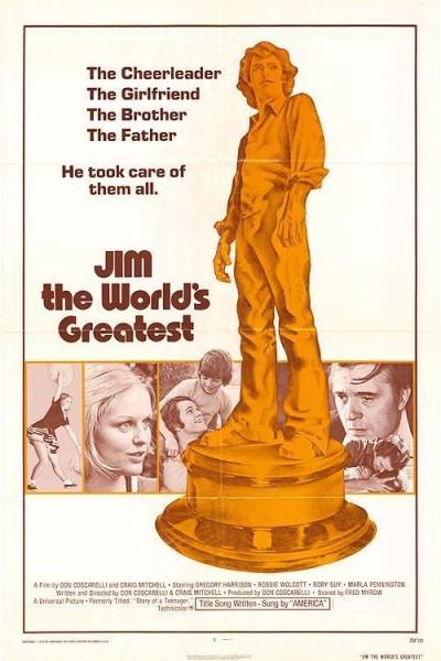 Caratula, cartel, poster o portada de Jim, the World's Greatest
