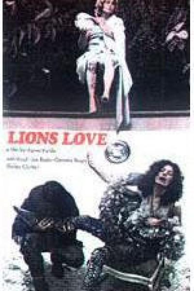 Caratula, cartel, poster o portada de Lions Love