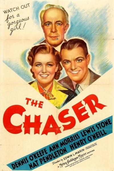 Caratula, cartel, poster o portada de The Chaser
