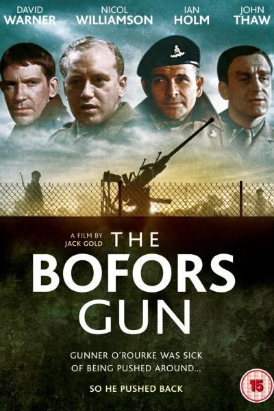 Caratula, cartel, poster o portada de El cañón Bofors