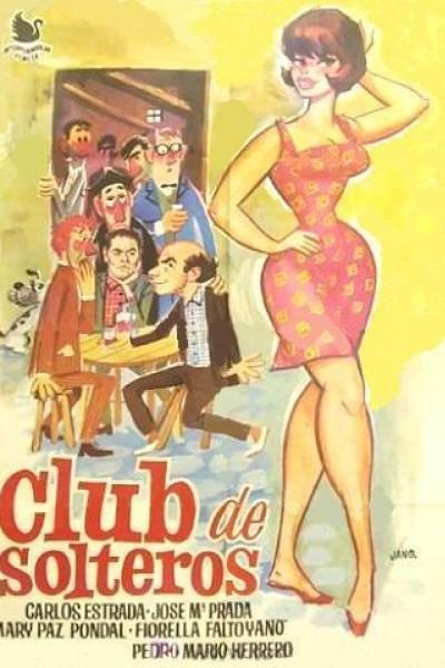 Caratula, cartel, poster o portada de Club de solteros