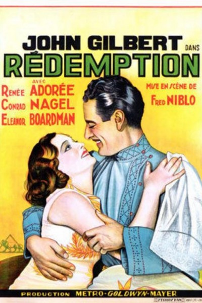 Caratula, cartel, poster o portada de Redemption