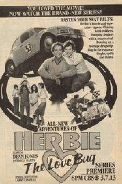 Caratula, cartel, poster o portada de Herbie, the Love Bug