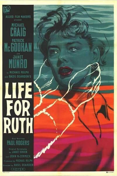 Caratula, cartel, poster o portada de Vida para Ruth