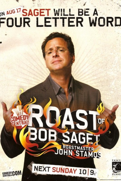 Caratula, cartel, poster o portada de Comedy Central Roast of Bob Saget