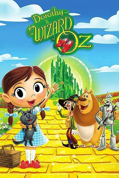 Caratula, cartel, poster o portada de Dorothy y el Mago de Oz