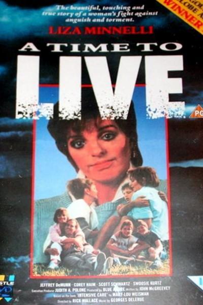 Caratula, cartel, poster o portada de Tiempo para vivir