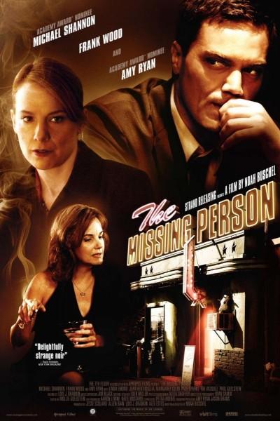 Caratula, cartel, poster o portada de The Missing Person