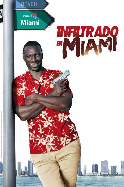 Caratula, cartel, poster o portada de Infiltrado en Miami