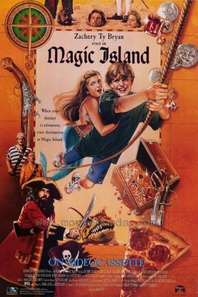 Caratula, cartel, poster o portada de La Isla Mágica