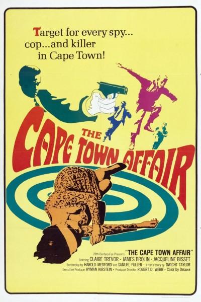 Caratula, cartel, poster o portada de Intriga en la ciudad de El Cabo