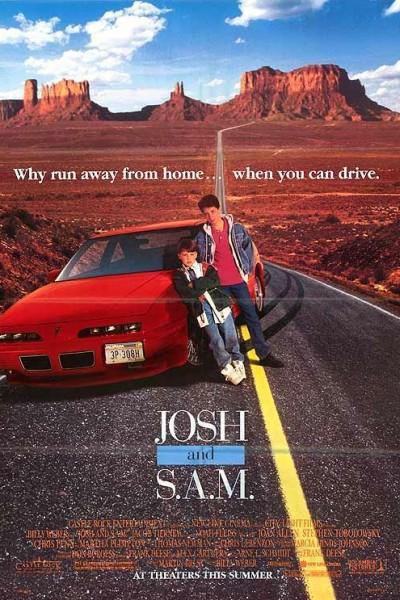 Caratula, cartel, poster o portada de Josh y S.A.M.