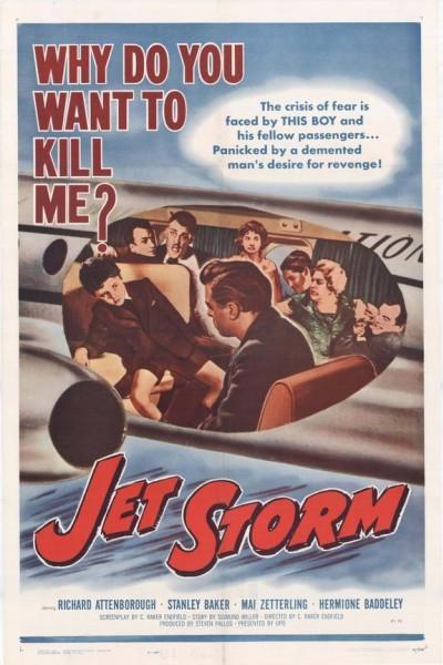 Caratula, cartel, poster o portada de Jet Storm