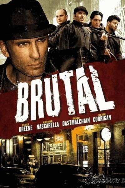 Caratula, cartel, poster o portada de Brutal