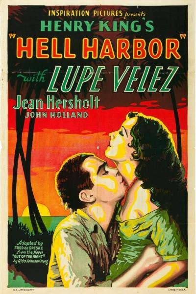 Caratula, cartel, poster o portada de El puerto infernal