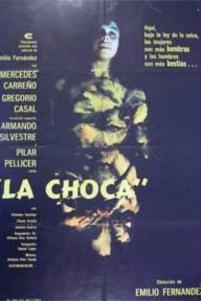 Caratula, cartel, poster o portada de La choca