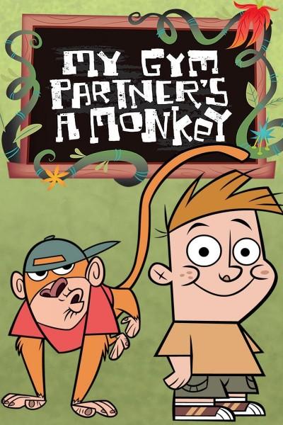 Caratula, cartel, poster o portada de My Gym Partner\'s a Monkey