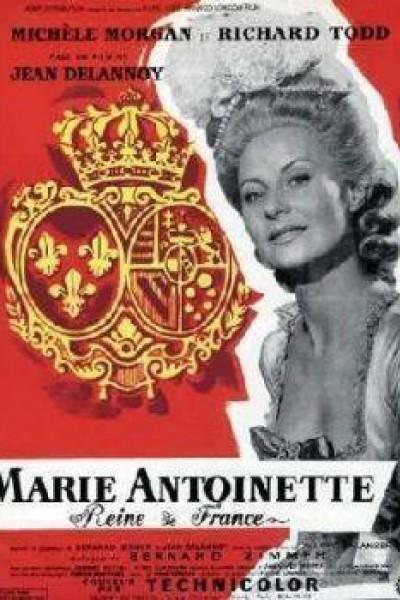 Caratula, cartel, poster o portada de María Antonieta
