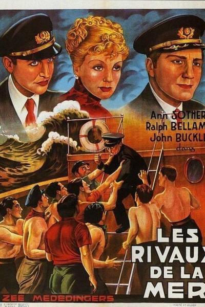 Caratula, cartel, poster o portada de Motín en alta mar