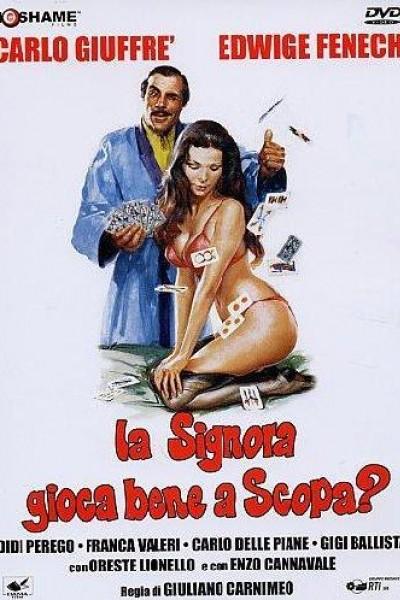 Caratula, cartel, poster o portada de Póker de camas