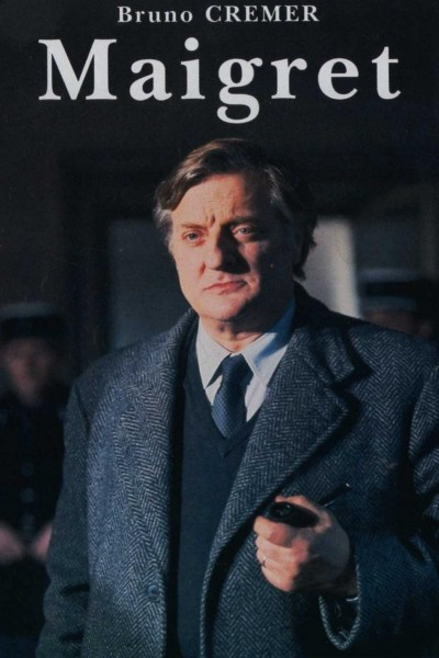 Caratula, cartel, poster o portada de Maigret
