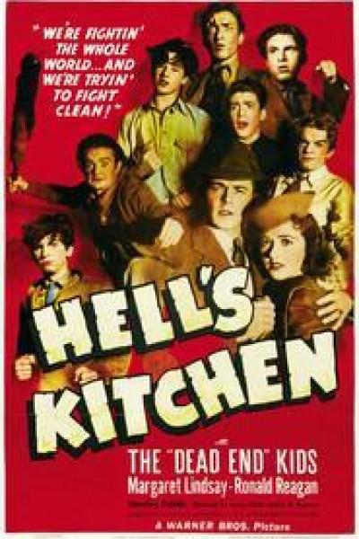 Caratula, cartel, poster o portada de Hell\'s Kitchen