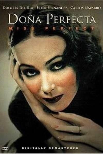Caratula, cartel, poster o portada de Doña Perfecta