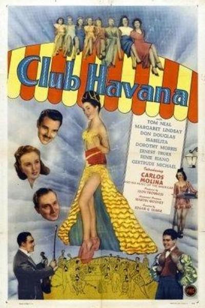 Caratula, cartel, poster o portada de Club Havana