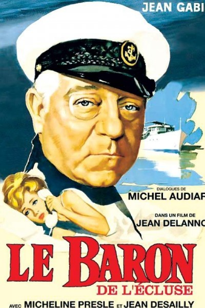 Caratula, cartel, poster o portada de El barón y su yate