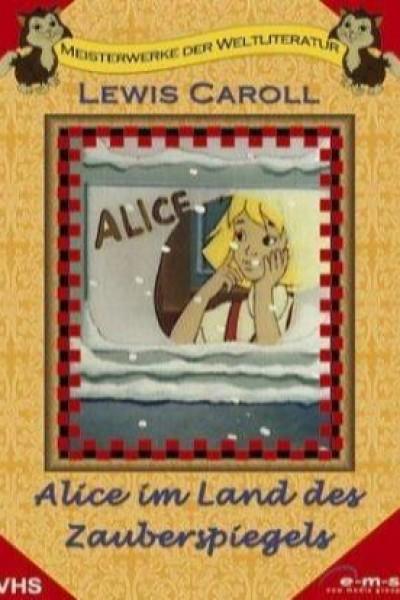 Caratula, cartel, poster o portada de Alice Through the Looking Glass