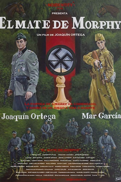 Caratula, cartel, poster o portada de El mate de Morphy