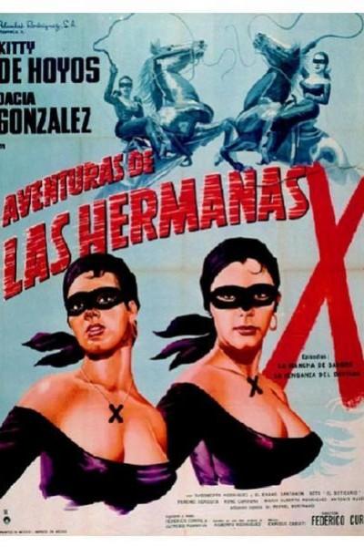 Caratula, cartel, poster o portada de Aventuras de las hermanas X