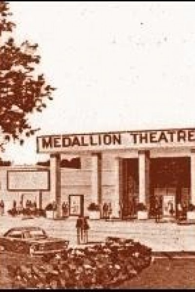 Caratula, cartel, poster o portada de Medallion Theatre