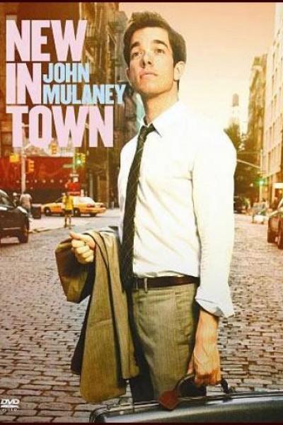 Caratula, cartel, poster o portada de John Mulaney: New in Town